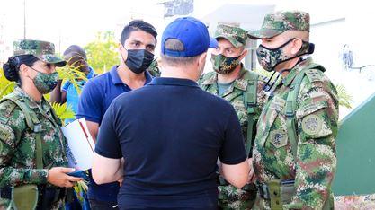 «Nuestro deber es dar resultados rápidos. Ofrecemos una recompensa de hasta $50 millones por responsables de masacre», gobernador de Sucre